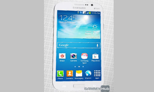 Samsung Galaxy Grand Neo: Affordable 5 Inch Quad Core Phablet Tipped