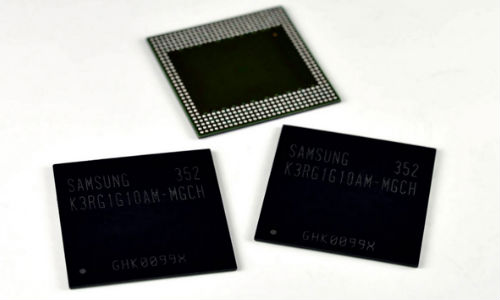 Samsung's New 4GB RAM Module for Mobile Devices Announced