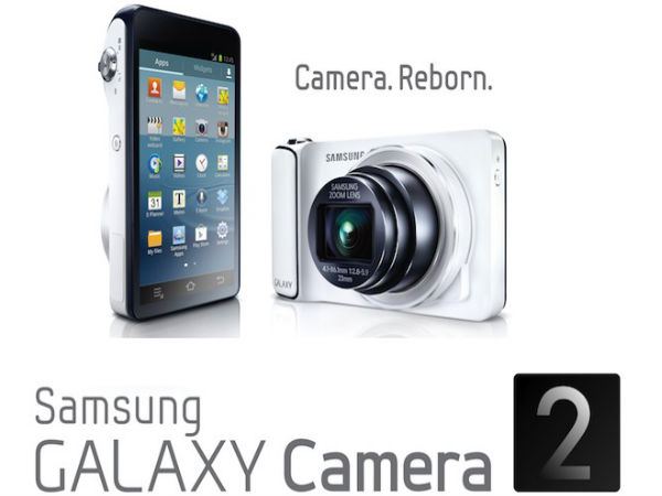 Galaxy Camera 2 Launched: Samsung to Showcase Galaxy Camera ...