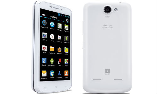 iBall Andi 5.5N2 With 5.5 inch Display Launched in India at Rs 13,499