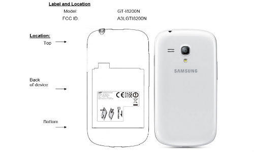 Samsung GT-I8200 Aka Galaxy S3 Mini Value Edition Spotted Online