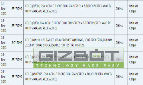 Exclusive: Xolo Planning To Launch A Windows 8 Tablet in India Soon