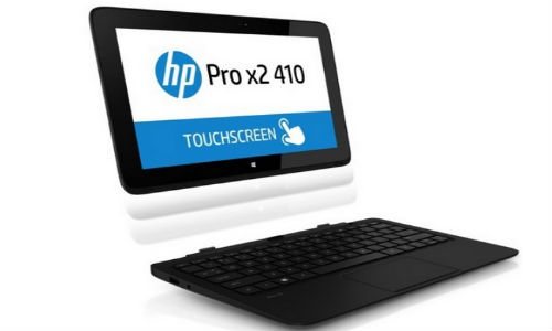 HP Showers An Array Of Windows and Android Devices at CES 2014