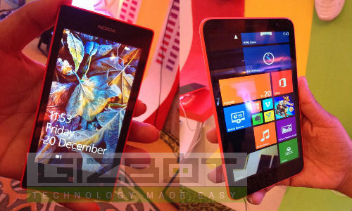 Nokia Lumia 1320 and Lumia 525 Launch Event Set for January 7
