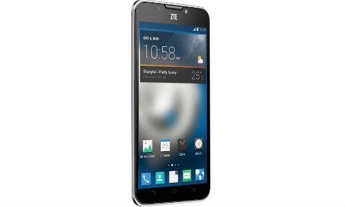 ZTE Grand SII: 5.5 FHD Quad Core Smartphone Announced at CES 2014