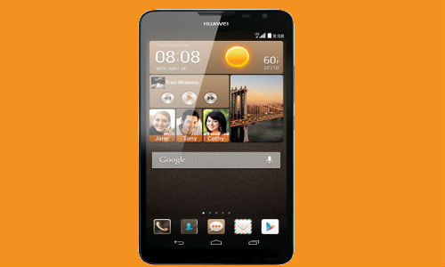 Huawei Ascend Mate 2 Phablet Launched At CES With 4050 mAh Battery
