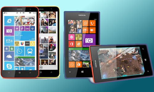 Nokia Lumia 525 and Lumia 1320 Released in India At Rs 10,399 Rs 23,99