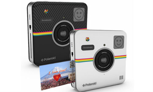 Polaroid Debuts Wi-Fi Enabled Line of Ultra High Optical Zoom