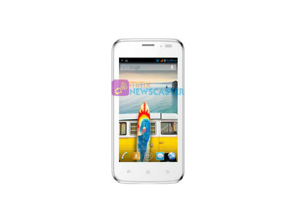 Micromax Bolt A66: 4.5 Inch Android Powered Smartphone Coming Soon