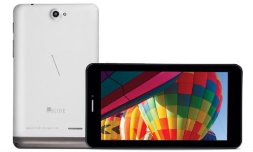 iBall Slide 3G 7271 HD7 Dual SIM Voice Calling Launched at Rs 8,999