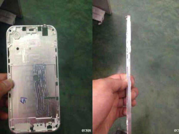 iPhone 6: Alleged Pictures of Apple Upcoming iPhone Metal Frame Leaks