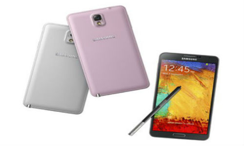 High-End Samsung Galaxy Note 4 To Come With Three Sided Display
