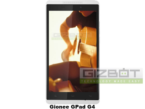 Exclusive: Gionee GPad 4 and Gionee M2 Leak in Detail