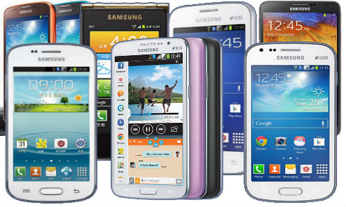 top 10 recently launched samsung smartphones handsets mobiles to buy in india now   gizbot