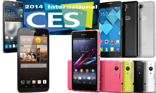 Top 5 Best Smartphones Launched at CES 2014