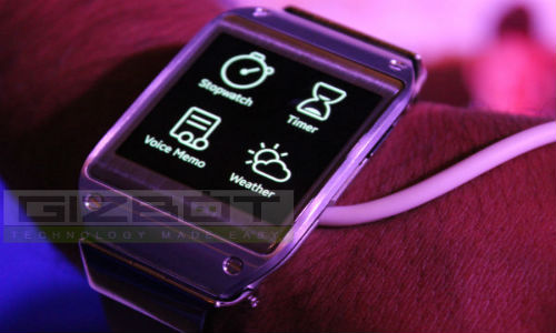 Samsung Galaxy Gear gets A Price Cut in India