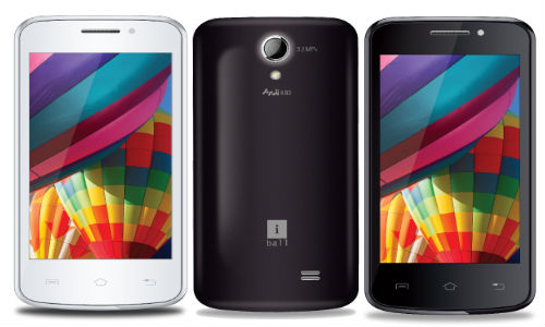 iBall Andi4-B2: 2G Smartphone Launched With Dual Core CPU at Rs 4,499