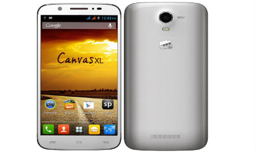 Micromax Canvas XL A119: 6 Inch qHD Display Handset Launched Online