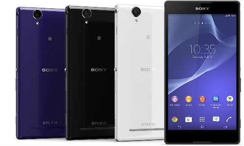 Sony Launches Xperia E1 and T2 Ultra Smartphones With Dual SIM Models