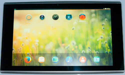 First Firefox OS Running Tablet Leaks Out [Image and Specs]