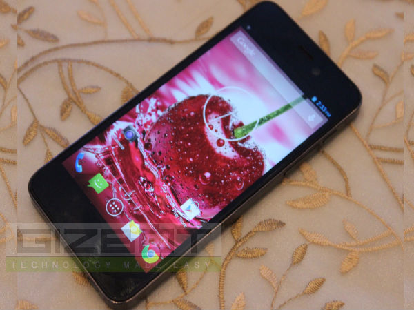 Lava Iris Pro 30 Hands on: First Look