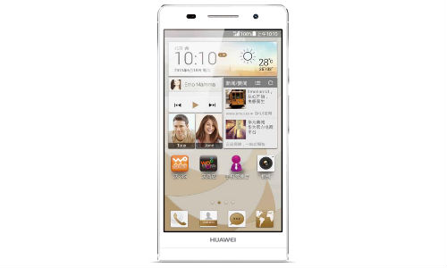 Huawei Ascend P6 S: Ascend P6 Succesor Comes With Better CPU Speed