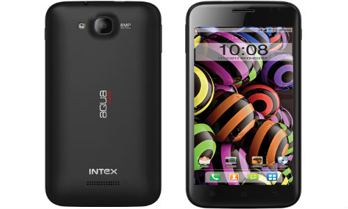 Intex Aqua Curve: Android Smartphone Gets Listed On Official Site