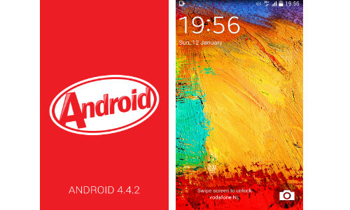 Samsung Galaxy Note 3 Starts Receiving Android KitKat 4.4.2 Update