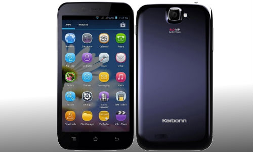 Karbonn Titanium S5i: Dual SIM Smartphone Up for Sale at Rs 7,999