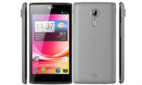 Acer Liquid Z5: 5 Inch Entry Level Smartphone Launched