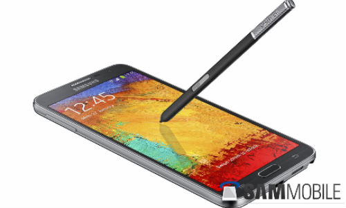 Samsung Galaxy Note 3 Neo Promo Press Images Leak Out