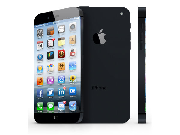 Apple To Launch Two Huge Screen iPhones in 2014