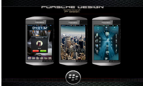 BlackBerry Porsche Design P'9531: Top 5 Specification Rumors