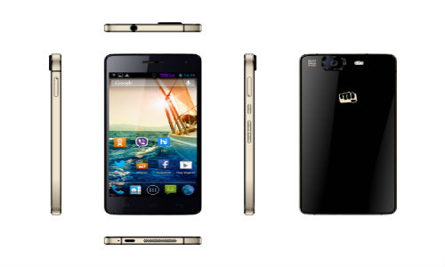 Micromax Canvas Knight A350 Launched in Russia