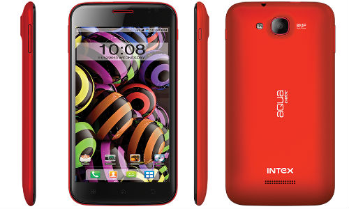 Intex Aqua Curve Launched Officially With 5 Inch qHD OGS at Rs 12,490