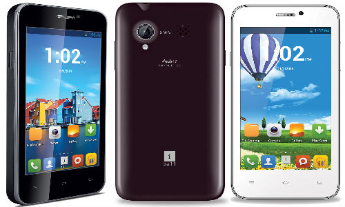 iBall Andi 4.5 Ripple 2G and 3G Variants Launched in India