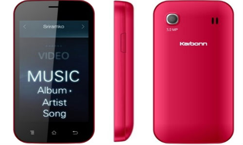 Karbonn A91 Listed Online At Rs 4490: Comes with Swipe Gesture Control