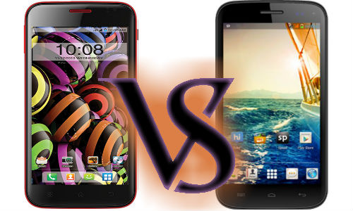Micromax Canvas Turbo Mini A200 Vs Intex Aqua Curve: Race to Top