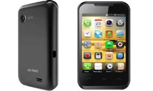 Gionee Touch T520 Gets Listed Online in India