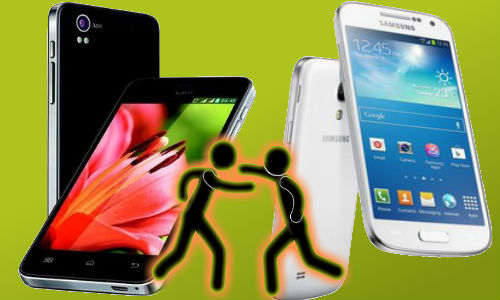 Lava Iris Pro 30 Vs Samsung Galaxy S4 Mini I9190: Who Prevails?