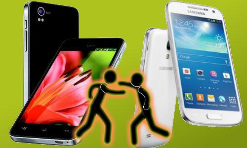 Lava Iris Pro 30 Vs Samsung Galaxy S4 Mini I9190: Who Prevails?
