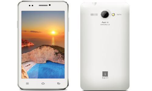 iBall Andi 5K Sparkle Smartphone Listed On Official Site at Rs 9,999