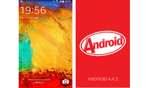 Android 4.4.2 KitKat Update Available for Samsung Galaxy Note 3