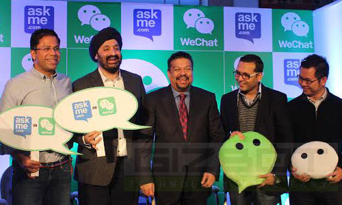 WeChat Launches Version 5.1 and Integrated AskMe Official Account