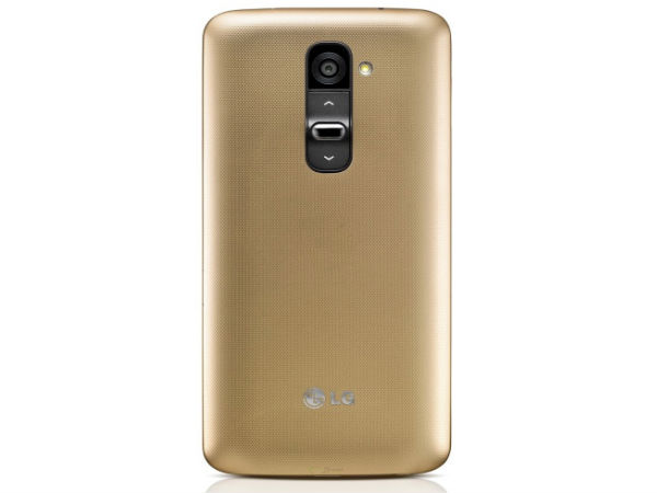 LG G2: Gold and Red Color Variants Goes Official