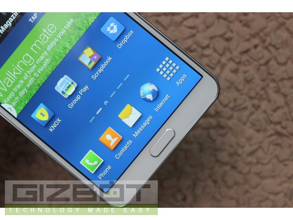 Samsung Galaxy Note 3 Hands on Review: Made For Real Multitasking