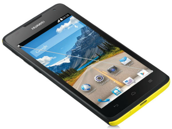 Huawei Ascend Y530: 4.5 Inch Smartphone with 5MP Camera Goes Official