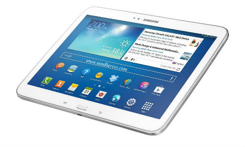 Samsung Galaxy Tab 3 10.1 Released for Schools With Google Play
