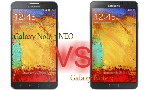 Samsung Galaxy Note 3 Neo Vs Galaxy Note 3: Top 5 Differences