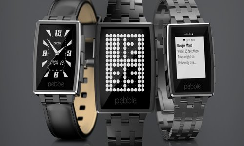 Pebble Introduces First-Ever Smartwatch App Store for iOS